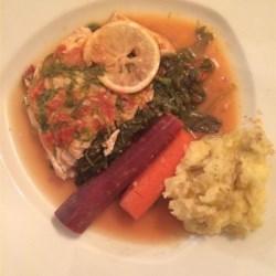 One-Dish Rockfish Recipe
