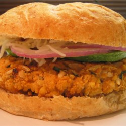 All-Star Veggie Burger Recipe