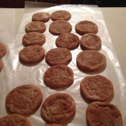 Cinnamon Sugar Butter Cookies I Recipe