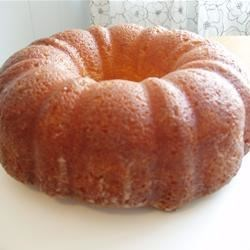 Lemon Glazed Cake Recipe