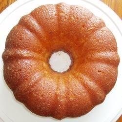 Lemon Glazed Cake