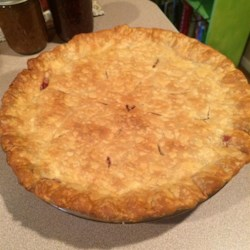 Mock Cherry Pie Recipe