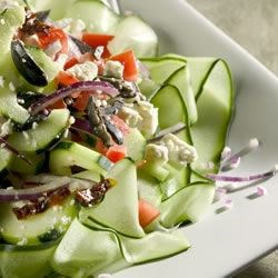Photo of Mediterranean Greek Salad by Heather