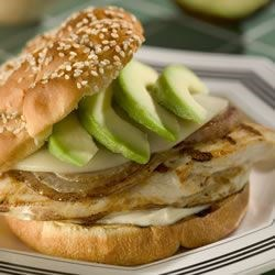Summer Chicken Burgers Recipe