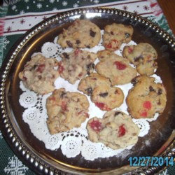 Holiday Fruit Drops Recipe