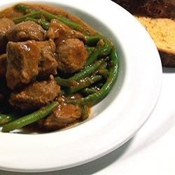 Photo of Lamb Stew with Green Beans by Kathy W.