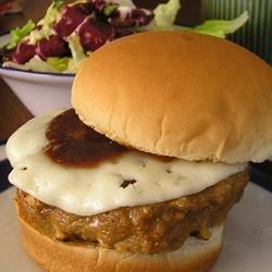 Cumin Turkey Burgers Recipe
