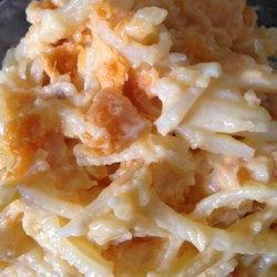 Easy Slow Cooker Cheesy Potatoes Recipe