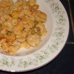 Photo of Salmon Mac and Cheese by Pixie2
