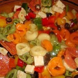 Tortellini Pasta Salad |