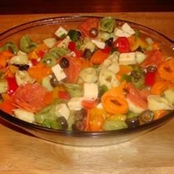 Photo of Tortellini Pasta Salad by Brianna