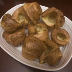 Nana's Yorkshire Pudding Recipe