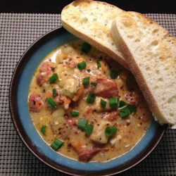 Hearty Halibut Chowder Recipe