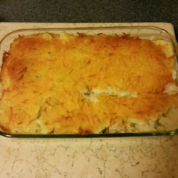 Southwestern Turkey Casserole Recipe