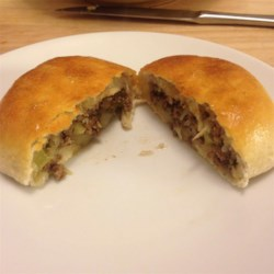 Cabbage Burgers Recipe