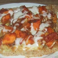 Sweet Potato and Curried Red Lentil Pizza Recipe