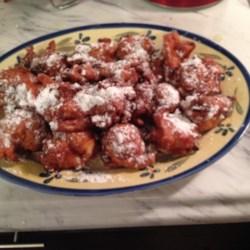 Oliebollen (Dutch Doughnuts) Recipe