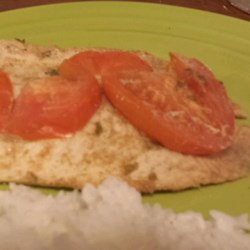 Baked and Poached Tilapia Recipe