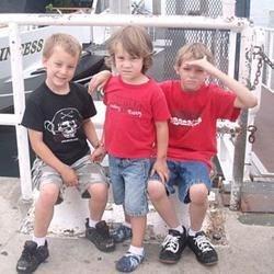Boys in San Diego, CA