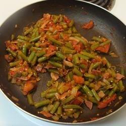 Sweet Italian Green Beans