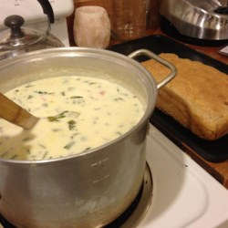 Potato, Bacon, and Corn Chowder Recipe