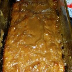 Caramel Ham Loaf Recipe