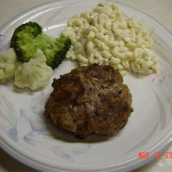 Breaded Hamburgers Recipe