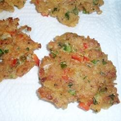 Clam Fritters by Witchywoman