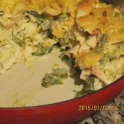 Crab Noodle Casserole Recipe