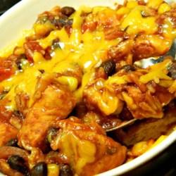 Easy Southwestern Chicken Recipe
