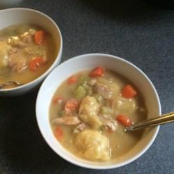 Mom's Simple Dumplings Recipe