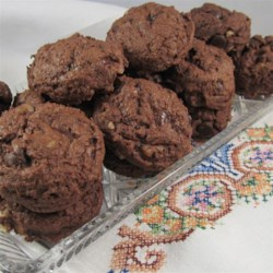 Great Chocolate Chocolate Chip Cookies Recipe