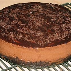 Fudge Truffle Cheesecake