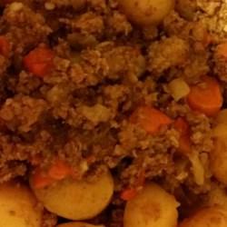 Ground Beef Goulash Recipe