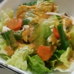 Japanese Salad Dressing Recipe