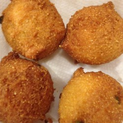 Buttermilk Hush Puppies Recipe