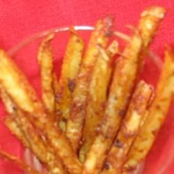 Spicy Chili French Fries