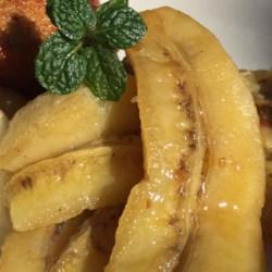 Grilled Bananas Recipe