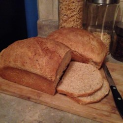 Whole Wheat Bread II Recipe