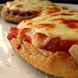 Fast English Muffin Pizzas Recipe