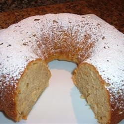 Photo of Super Duper Easy Apple Cake by Cindy