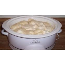 Chicken & dumplings (slow cooker)