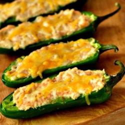 Stuffed Jalapenos I Recipe