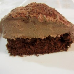 Chocolate Mousse Cake V Recipe