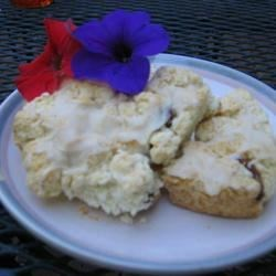 Photo of Blueberry Almond Scones by Lara