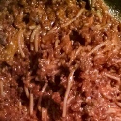Baked Spaghetti with Venison Recipe