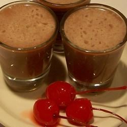 Chocolate Covered Cherry Shooters
