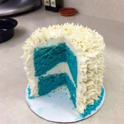 Blue Suede Cake Recipe