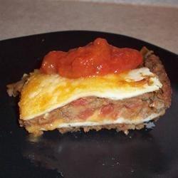 Mexican Lasagna II