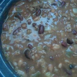 Maverick Moose Chili Recipe